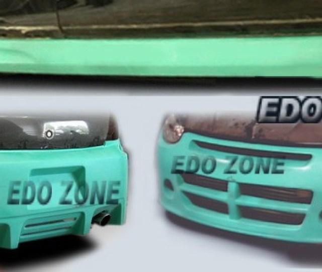 2003 2005 Dodge Neon 4 Pcs Full Fiberglass Body Kit Kit