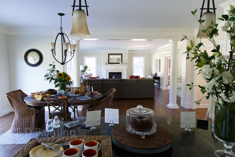 Interior House Painting CT