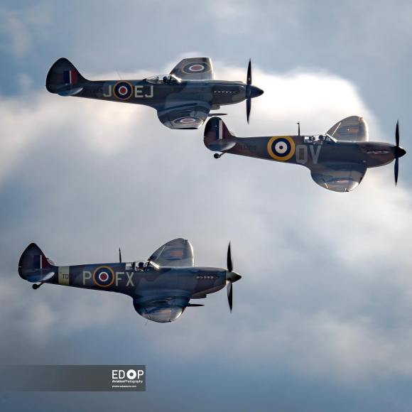 The three ages of #spitfire