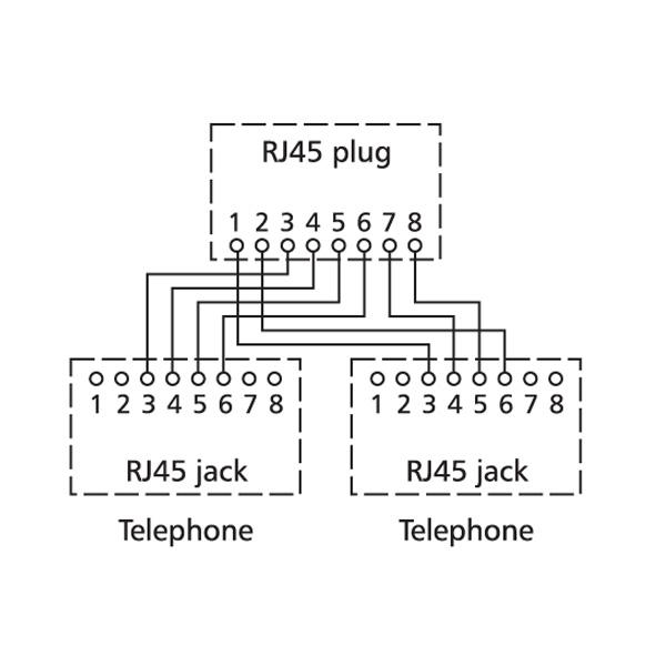 isdn wiring diagram