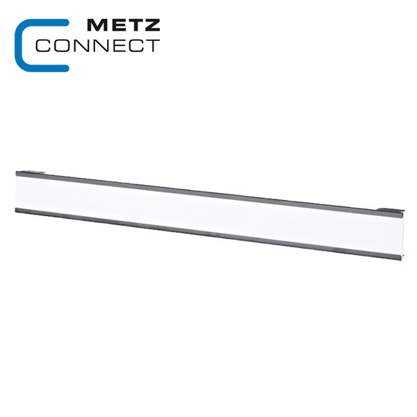 METZ CONNECT Label Strip For 1RU Cable Manager