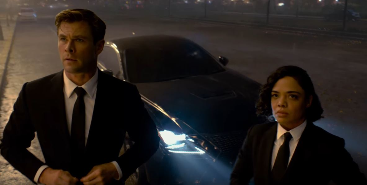 Guess The Lexus Car In The New Mib International Trailer