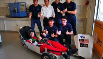 Interview with 2019 Shell Eco-Marathon Asia participant