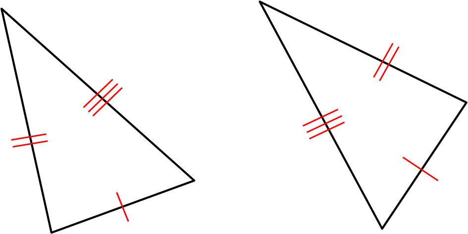 Identify Congruent Triangles Worksheet