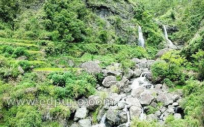 Falls in Sagada