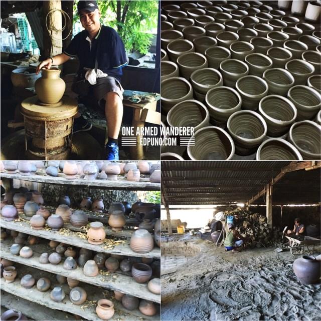 clay pottery vigan tour