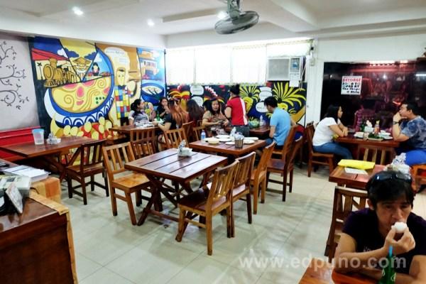 Netong's La Paz Batchoy restaurant