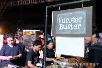 hunger buster burger gustos