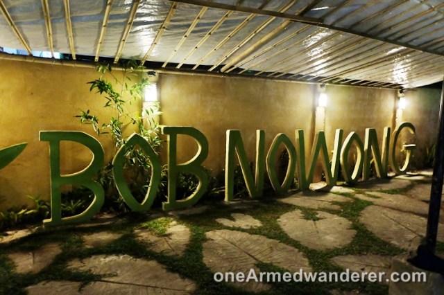 Bob Nowong Lake Sebu restaurant