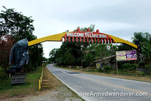 Welcome to Lake Sebu