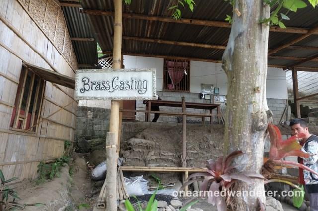 Brass Casting South Cotabato