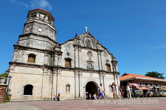 pan ay church capiz philippines
