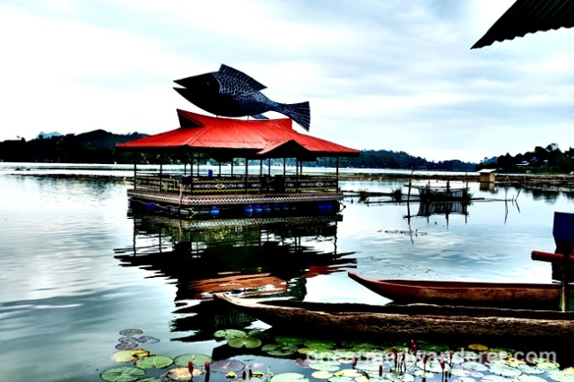 punta isla resort lake sebu philippines