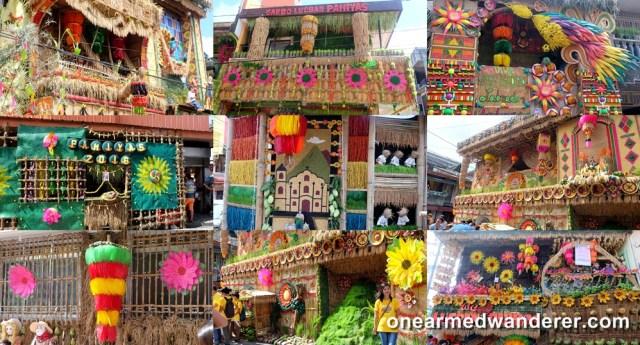 Pahiyas Festival Houses Year 2016