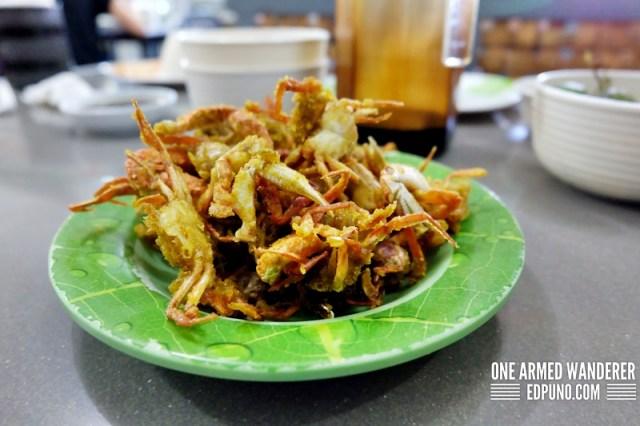 Crispy Crablets Tagaytay