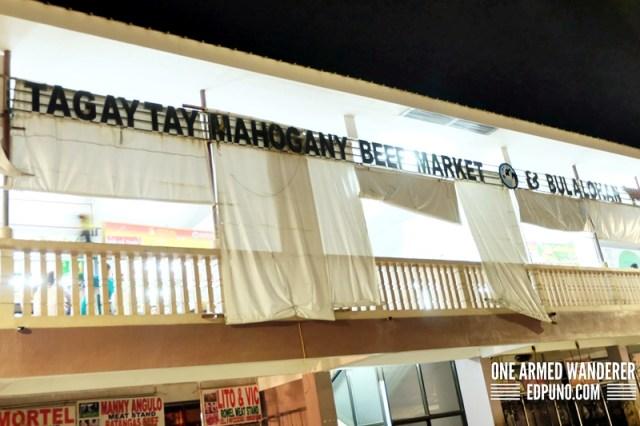 tagaytay Mahogany Beef Market and Bulalohan