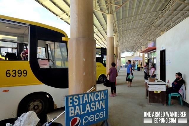 Ceres Bus Terminal Roxas Capiz