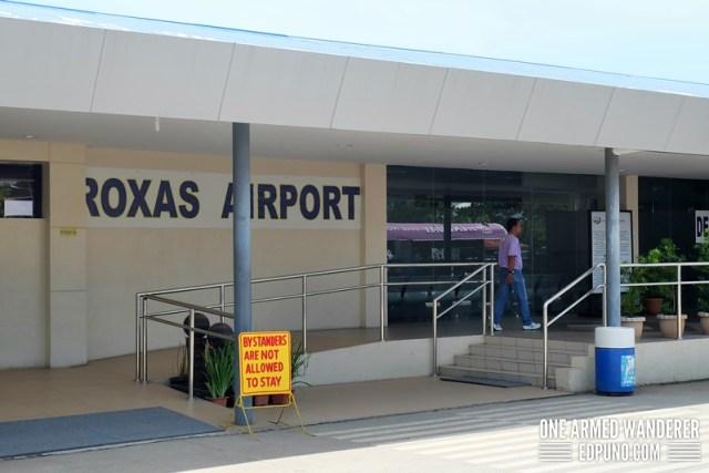 Roxas City Airport Philippines