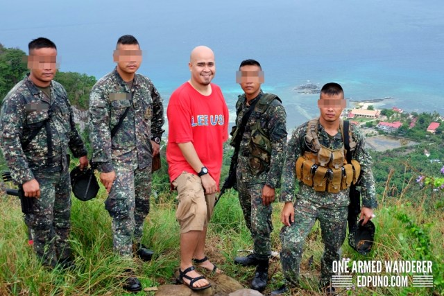 Tawi Tawi Philippine Marine Escorts