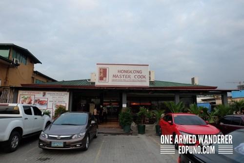 Hongkong Mastercook seafood paluto restaurant