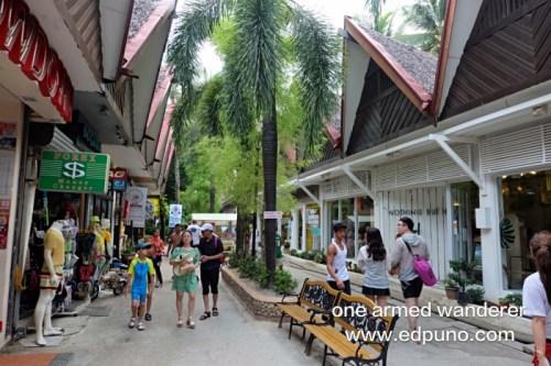 D Mall Boracay Island Philippines