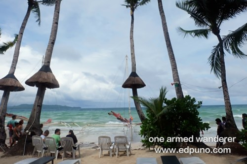 Royal Park Hotel Boracay beachfront