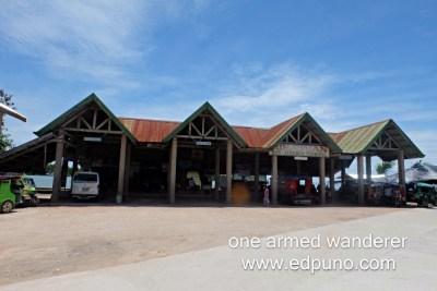 Hinatuan Terminal, Surigao del Sur
