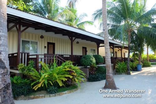 Garden View Cottages Anika Resort Bantayan