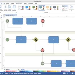 Visio Application Diagram J Bass Wiring Bpmn Alternative For Mac