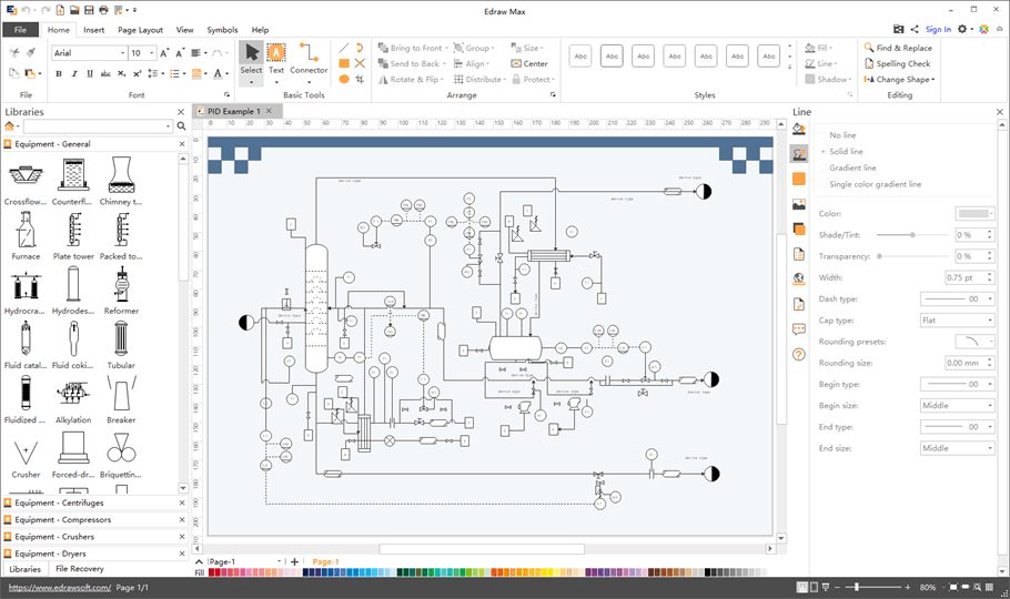 Circuit Diagram Software for Mac, Windows and Linux