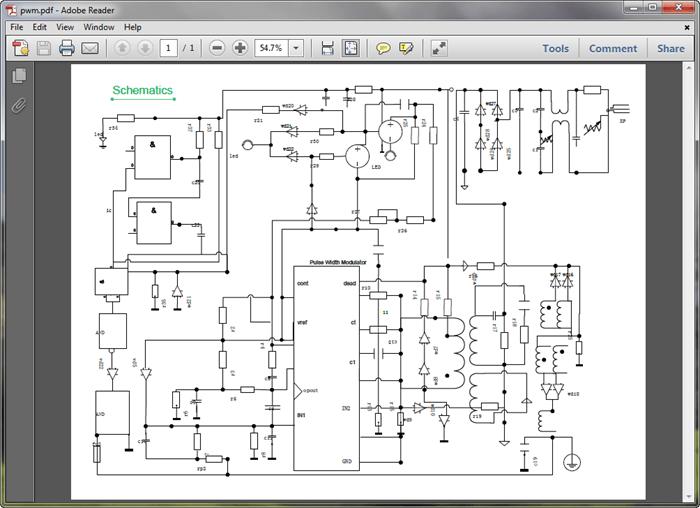 circuit diagram schematic symbols
