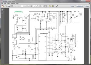Create Circuit Diagram for PDF