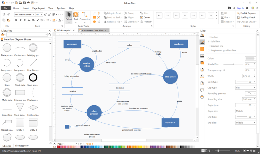 Data Mapping Diagram In Excel Free Download Wiring Diagram Schematic