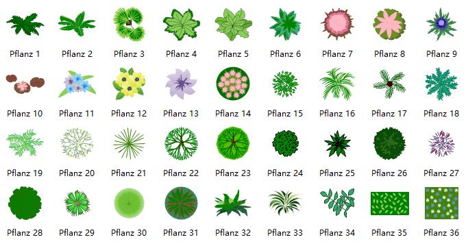 Gartenplaner Software fr Gartengestaltung