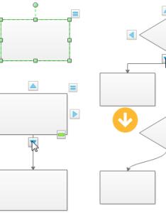 Connect performance management diagram shapes also flowchart rh edrawsoft