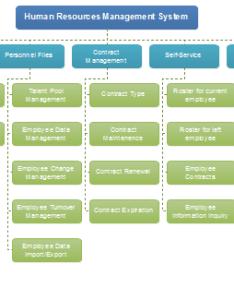 also human resources management functional hierarchy diagram rh edrawsoft
