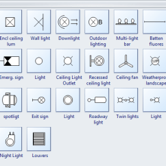 Home Wiring Diagram Symbols Sony Aftermarket Stereo Plan Software Making Plans Easily Required For