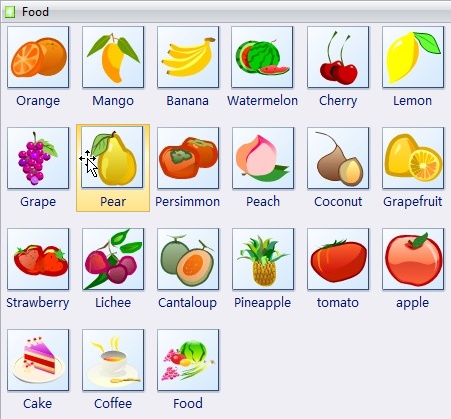 vector food clip art free