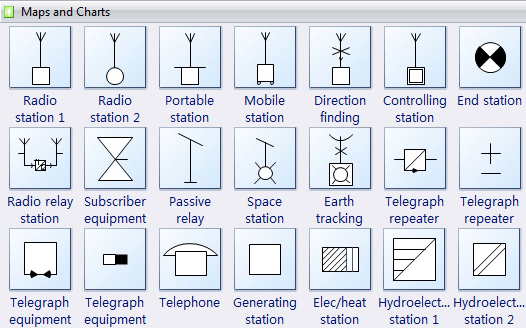 Fuse Box Templates Online Map And Chart Symbols