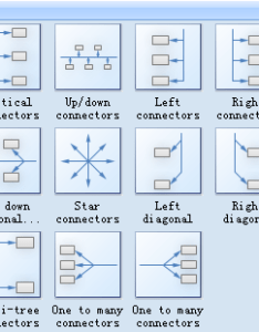 Frame shapes in the organizational chart category also  begginer   guide to rh edrawsoft