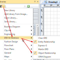 Database Diagram Visual Studio 2013 How The Eye Works To Draw A Model Simple Tutorial