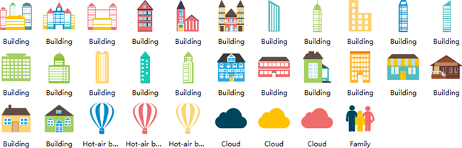 create infographics with readymade