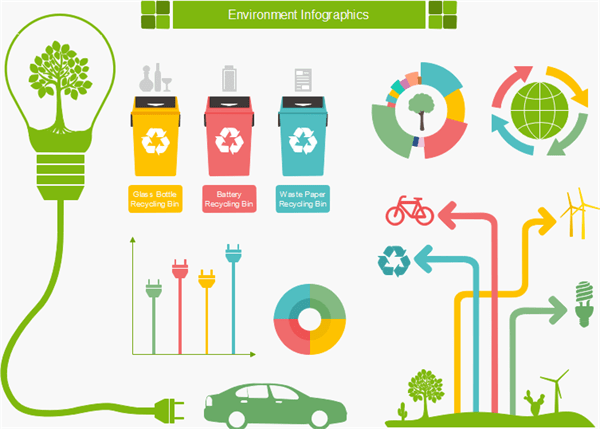 create engaging infographics from