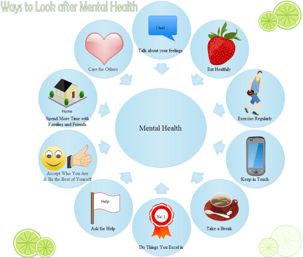 Health Graphic Organizers - Facts