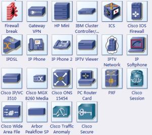 Cisco Product Symbols, Free Download