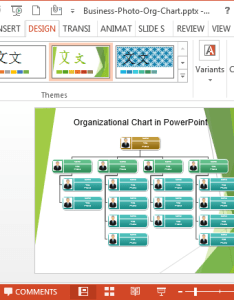 Organizational chart powerpoint also in rh edrawsoft