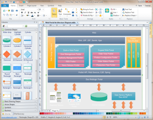 Easy Architecture Diagram Software