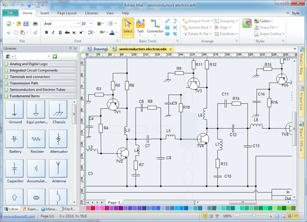 Awesome Open Source Wiring Diagram Software Photos - Wiring ...