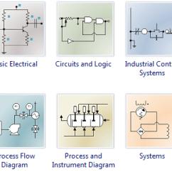 Control Wiring Diagram Symbols International Truck Schematic Software