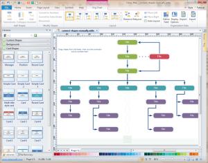 Easy Functional Hierarchy Diagram Maker